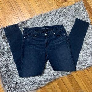 Michael Kors Dark Wash Skinny Jeans